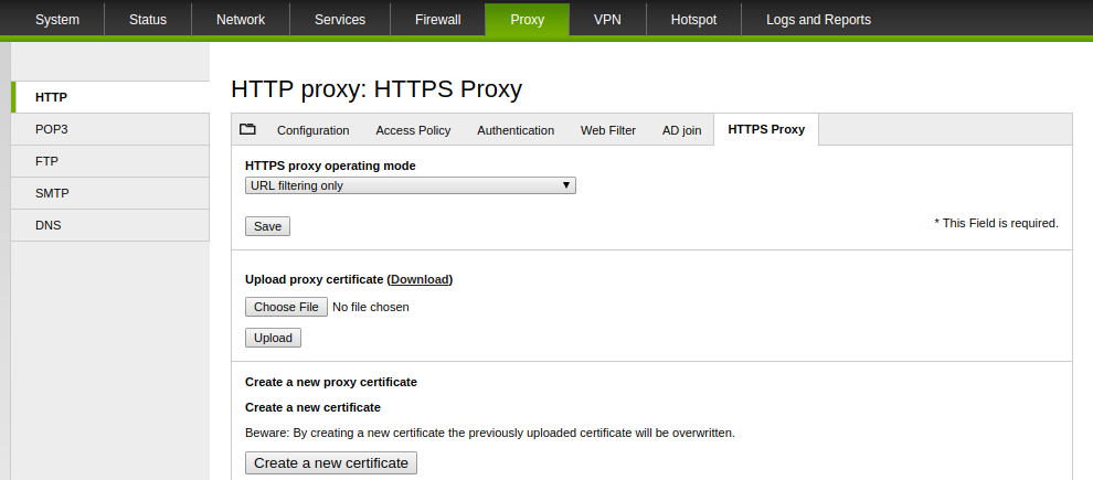HTTPS PROXY WITHOUT CERTIFICATE - Setting up Charles to