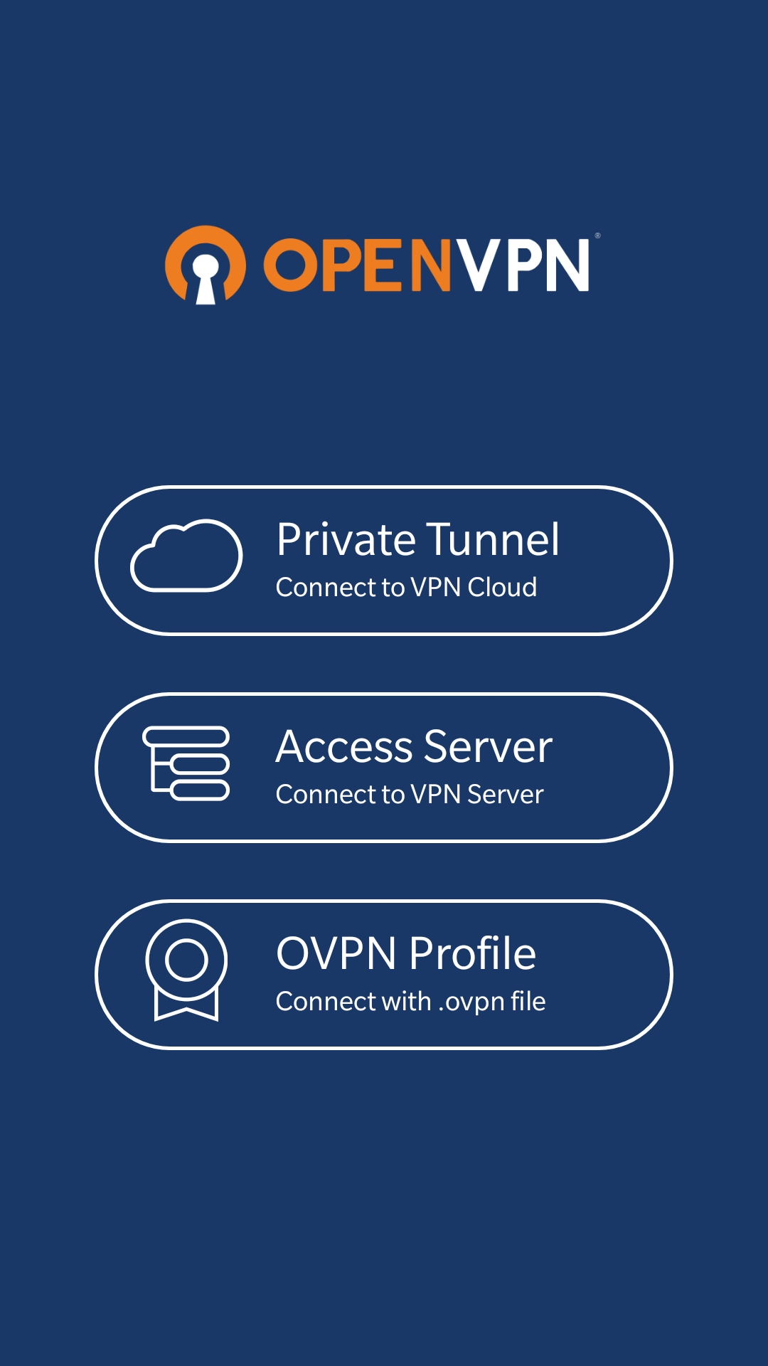 How to configure Android OpenVPN client with certificate